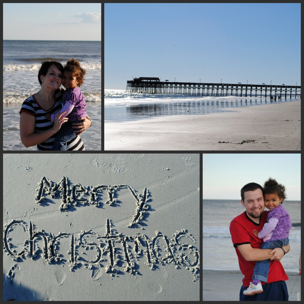 Family Thanksgiving Surfside Beach
