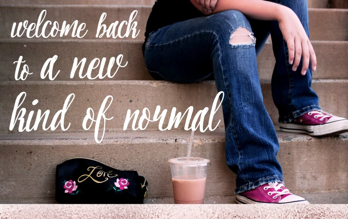 Welcome Back To A New Kind of Normal! - A New Kind of Normal